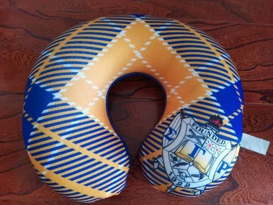 SGRHO Travel Neck Pillow Shield