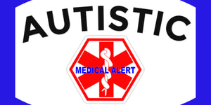 Stick 'N Go Medical Alert Patches Reusable Waterproof