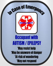 Autism/Epilepsy Safety Set