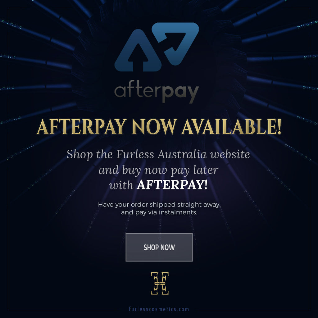 FURLESS NOW ACCEPTS AFTERPAY