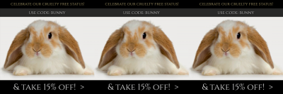 ACCREDITED CRUELTY FREE!