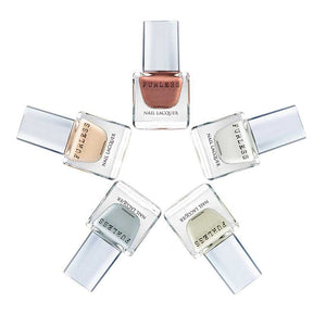 DISCRETE - 5 PACK NAIL POLISH