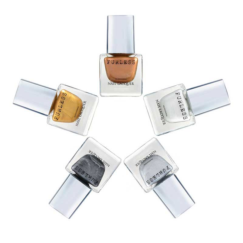 REFINED - 5 PACK NAIL POLISH