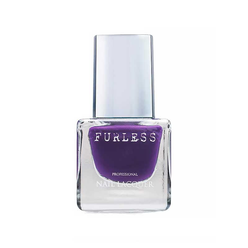PUNK - DEEP PURPLE NAIL POLISH