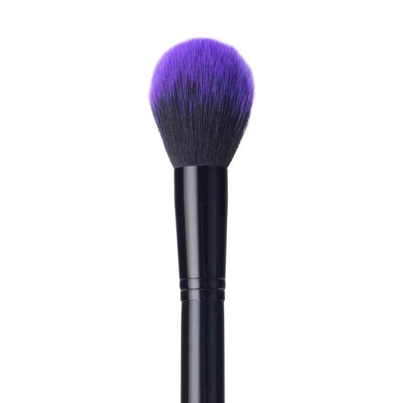 PURPLE POWDER MAKEUP BRUSH