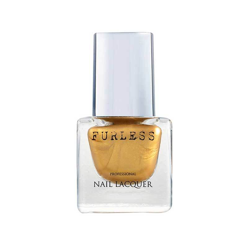 ACTRESS - SHIMMERY GOLDEN NAIL POLISH