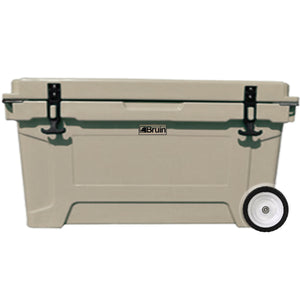 Bruin Outdoors 100L | 106QT Roto-Molded Cooler and Ice Box - Keeps Ice 7+ Days