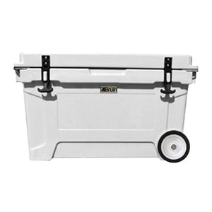 Bruin Outdoors 65L | 68QT Roto-Molded Cooler and Ice Box - Keeps Ice 7+ Days