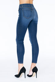 Margot H/R Skinny Baltic