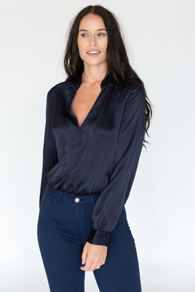 Marcella Bodysuit Midnight