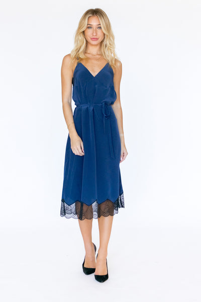 Cage Sailor Lace Dress