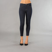 Margot High Rise Skinny Midnight