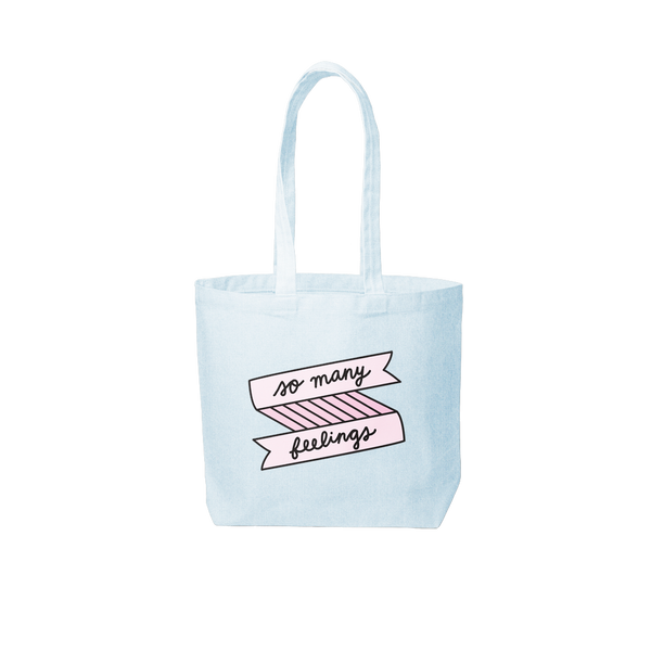 Daily Grind Tote - Cute Tote Bag - Talking Out of Turn