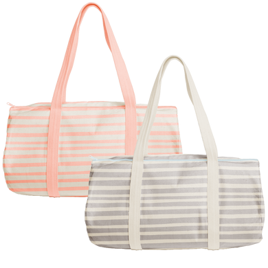 Darling Duffel Tote - Talking Out Of Turn