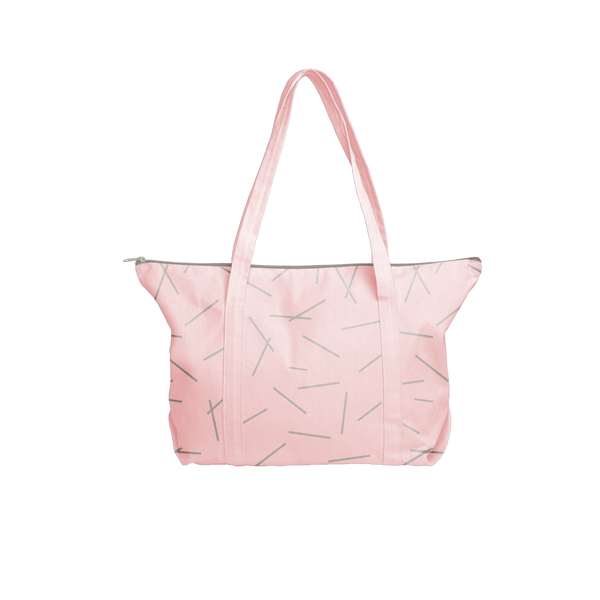 Weekender Tote - Talking Out Of Turn