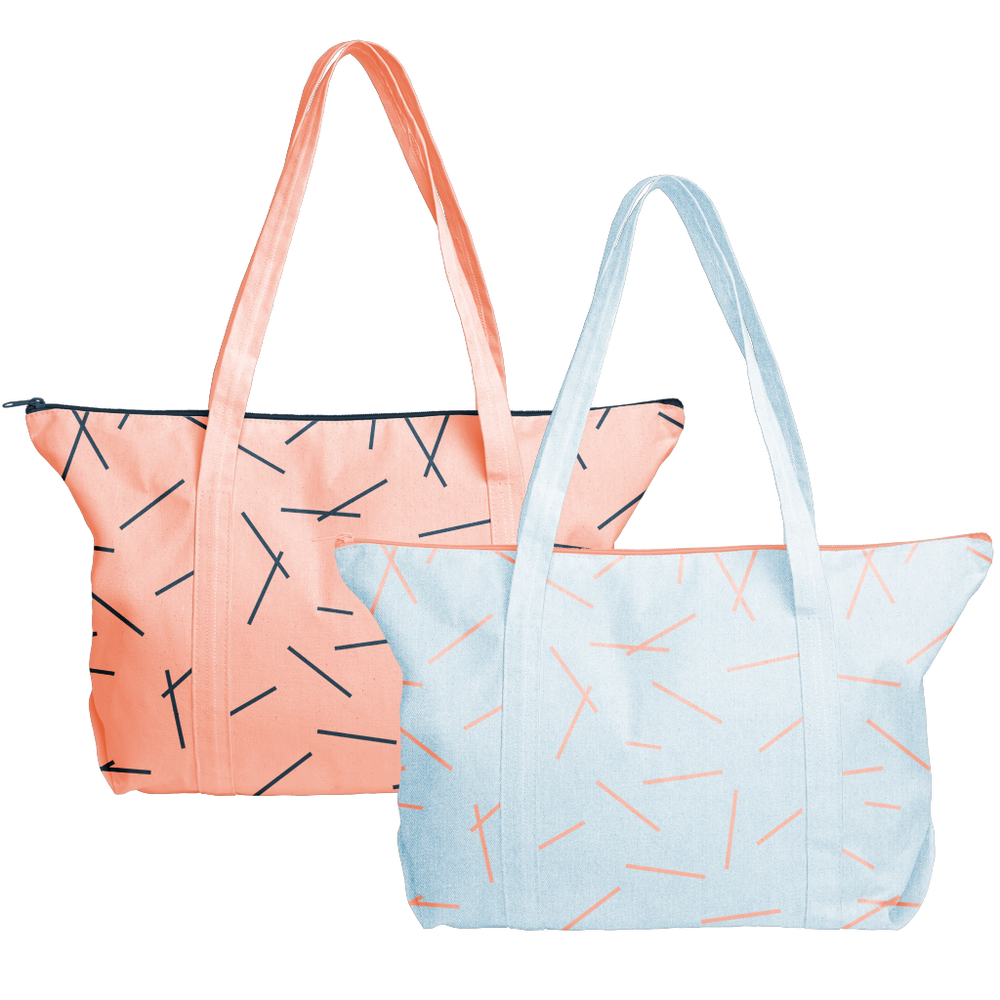 Weekender Tote - Talking Out Of Turn - [product_description]