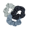 Denim Scrunchie Set