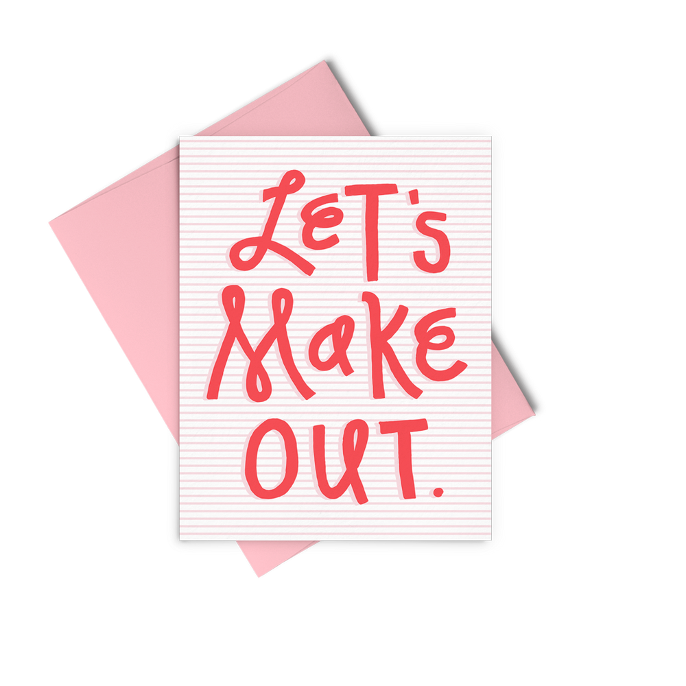 Let's Make Out - Talking Out Of Turn - [product_description]