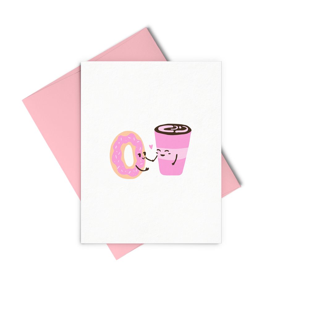 Donut Coffee - Talking Out Of Turn - [product_description]