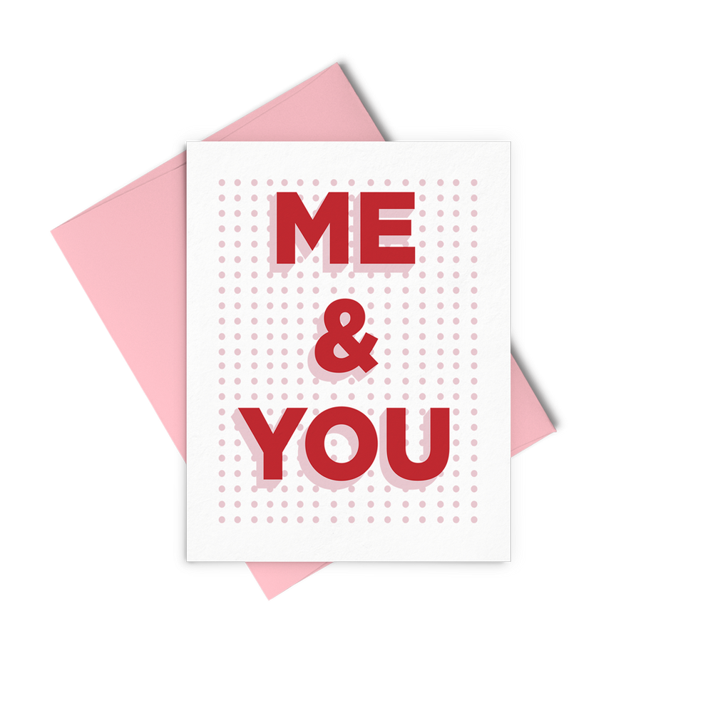 Me & You - Talking Out Of Turn - [product_description]