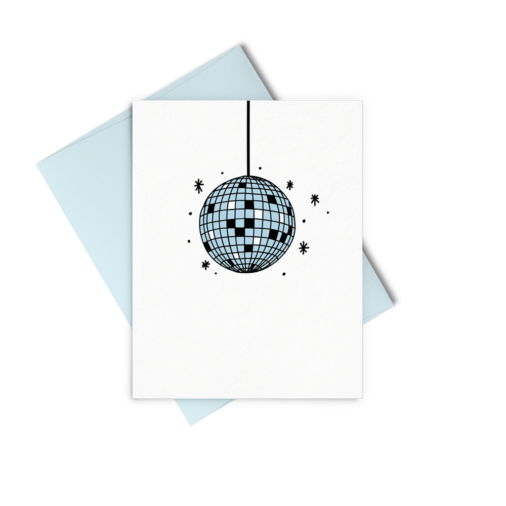 Disco Ball - Talking Out Of Turn - [product_description]