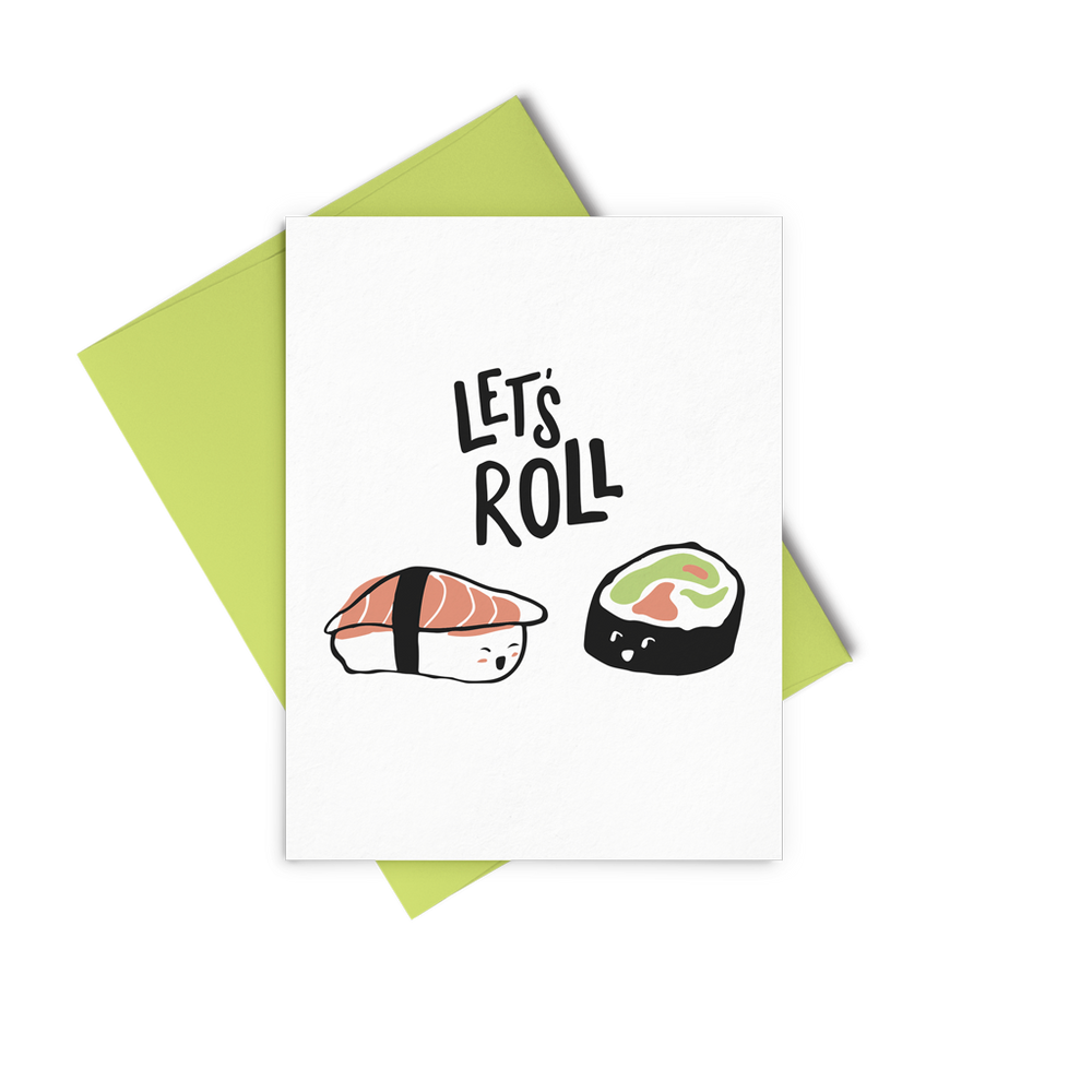 Let's Roll - Talking Out Of Turn - [product_description]