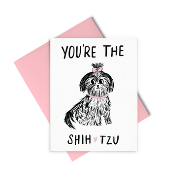 You're The Shih Tzu - Talking Out Of Turn
