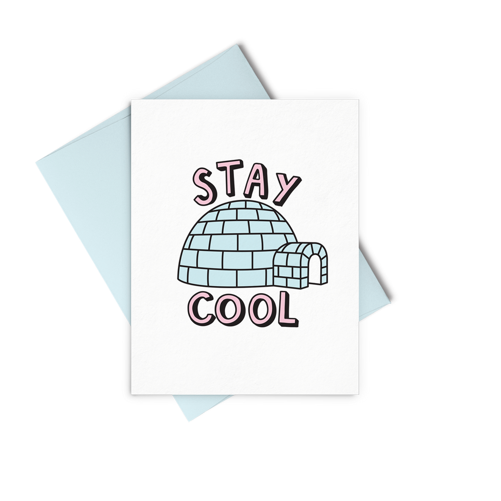 Stay Cool - Talking Out Of Turn - [product_description]
