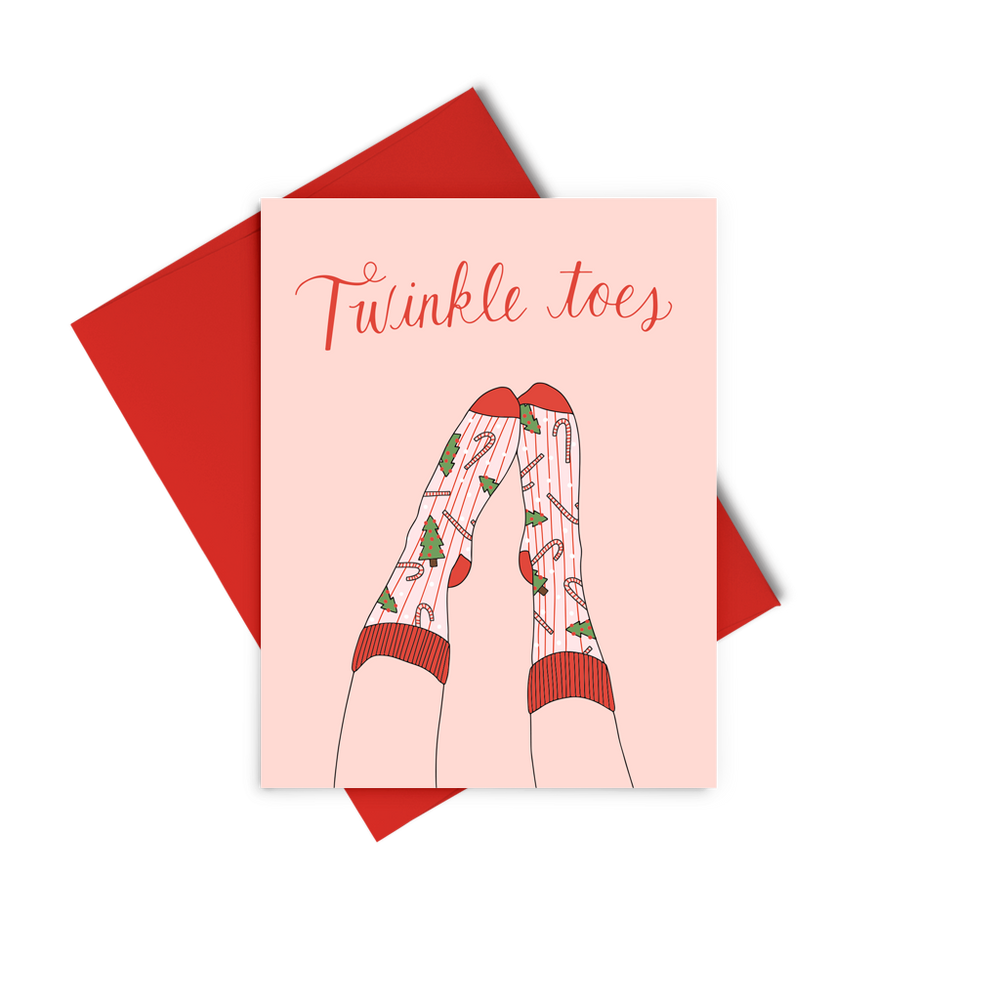 Twinkle Toes - Talking Out Of Turn - [product_description]