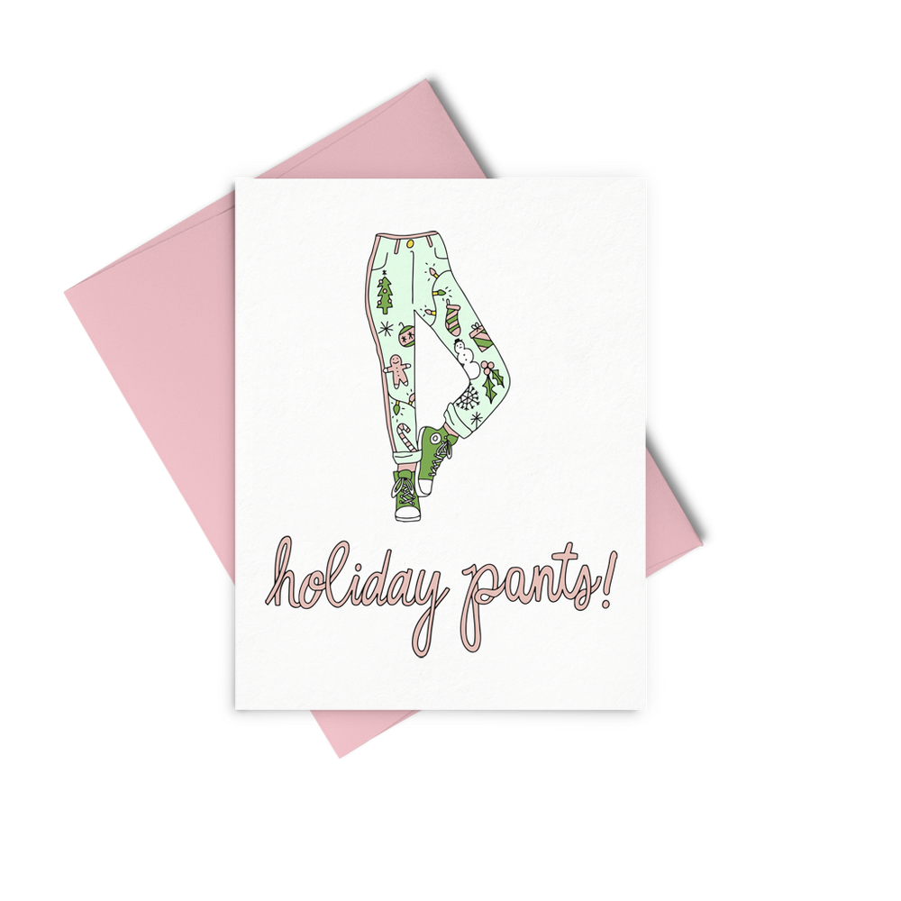 Holiday Pants