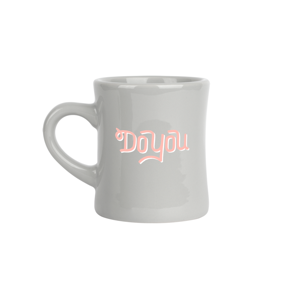 Do You Diner Mug - Talking Out Of Turn - [product_description]