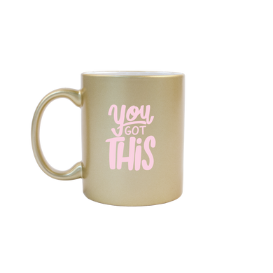 You Got This Gold Mug - Talking Out Of Turn