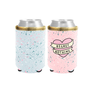 Regret Nothing Reversible Can Cooler - Talking Out Of Turn