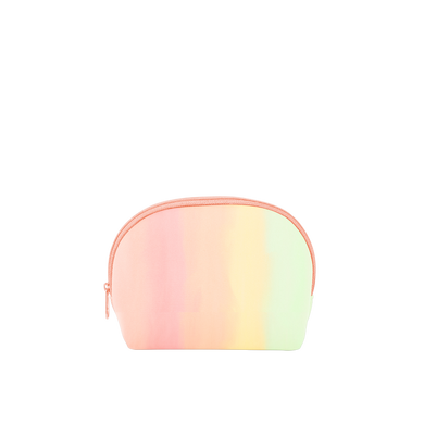 Cosmo Cutie is a cute cosmetics bag in pastel gradient and made of neoprene.