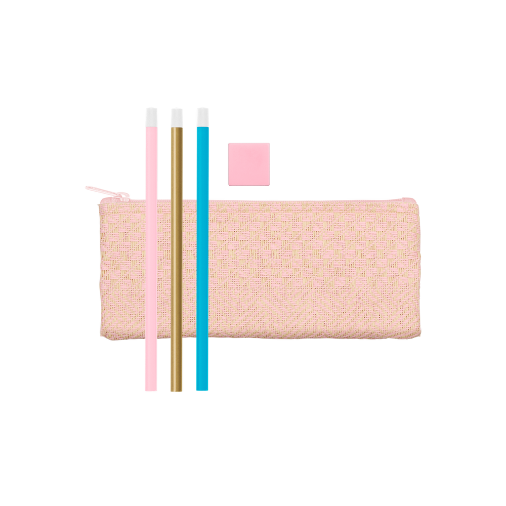 Straw Pencil Kit - Talking Out Of Turn - [product_description]