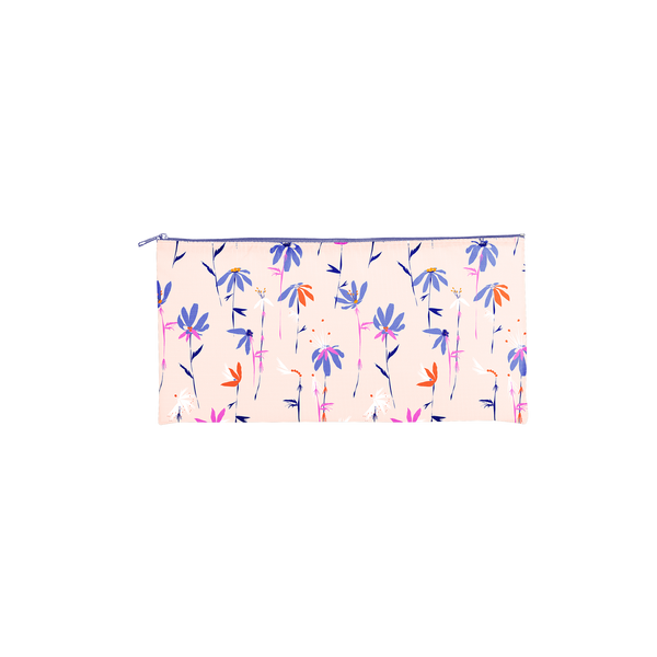 Pouch with magic sprigs pattern