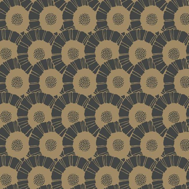 York Wallpaper CA1559 Coco Bloom
