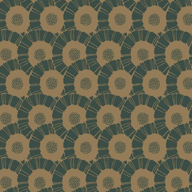 York Wallpaper CA1560 Coco Bloom