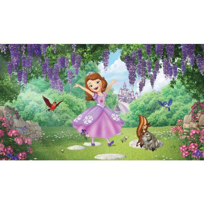 York Wallpaper JL1400M Sofia & Friends Garden XL MRL
