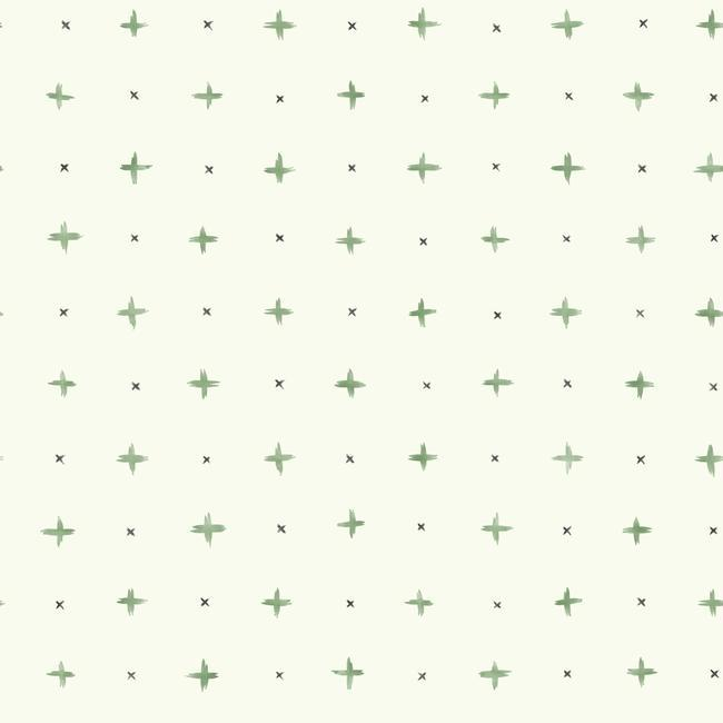 York Wallpaper PSW1009RL Cross Stitch