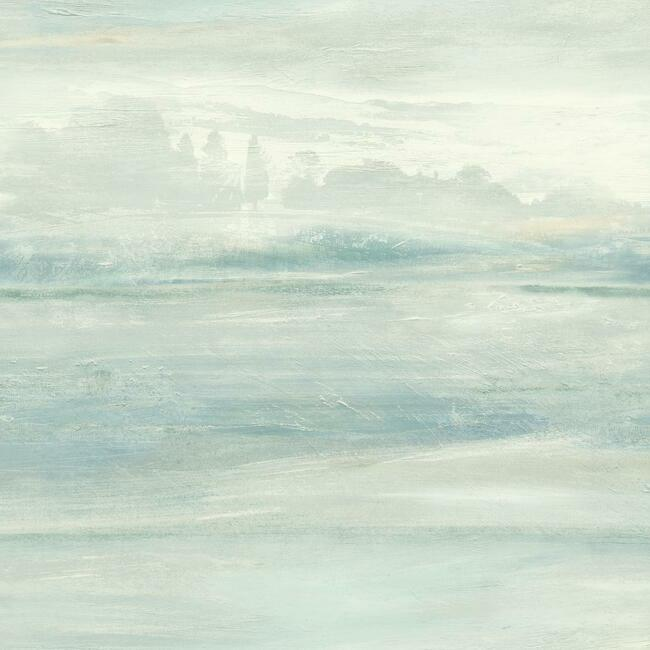 York Wallpaper PSW1099RL Soothing Mists Scenic