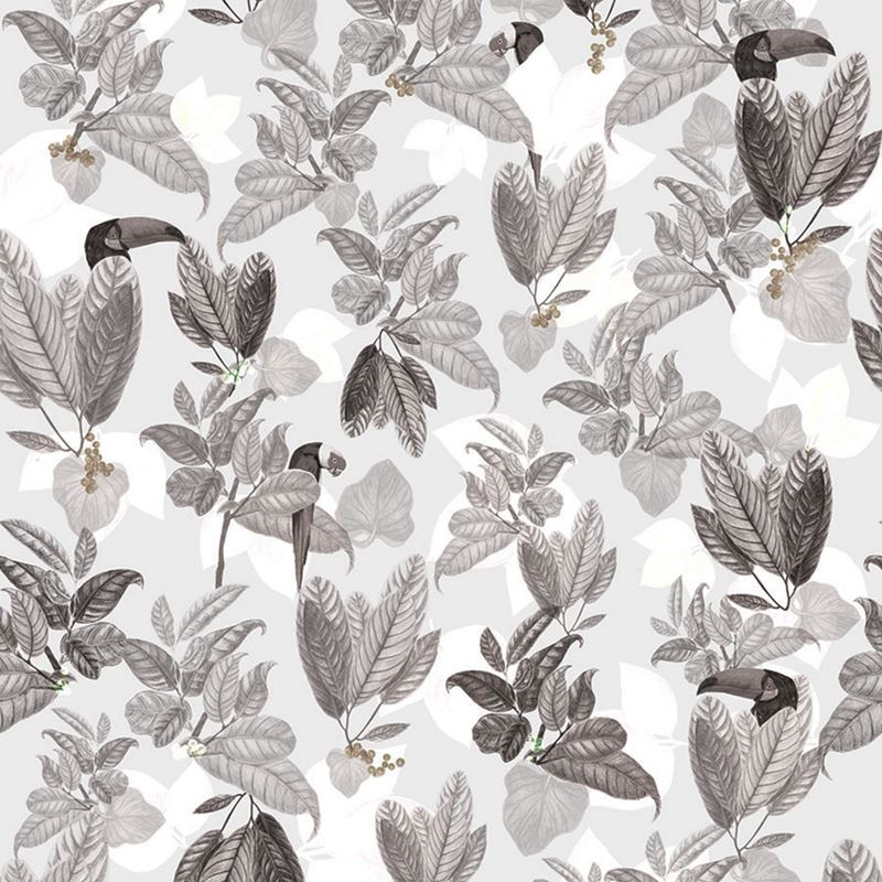 Innovations Wallpaper SAC-001 Sanctuary Birds Of Paradise