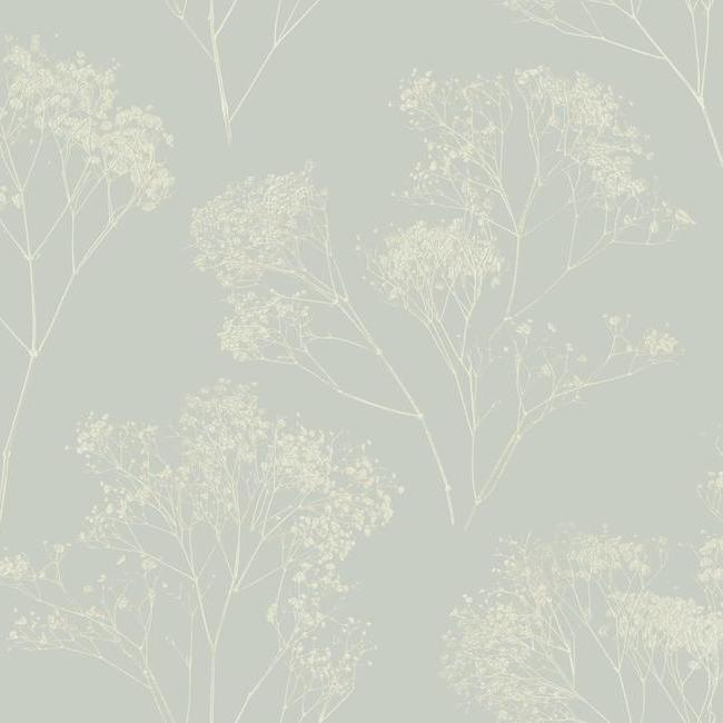 York Wallpaper VA1219 Boho Bouquet