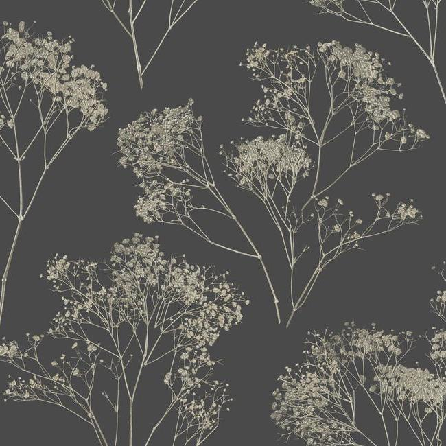 York Wallpaper VA1221 Boho Bouquet
