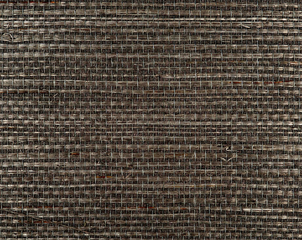 Scalamandre Wallpaper WTWSIMP-402 Simply Sisal Grey