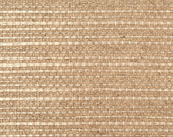 Scalamandre Wallpaper WTWSIMP-415 Simply Sisal Putty