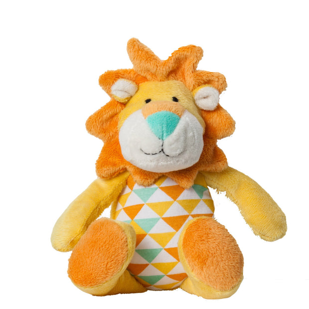 Levi Lion Rattle (pack of 6)