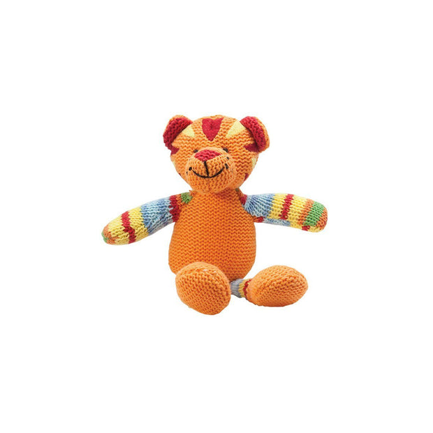 Knitwits Rattle Tony Tiger