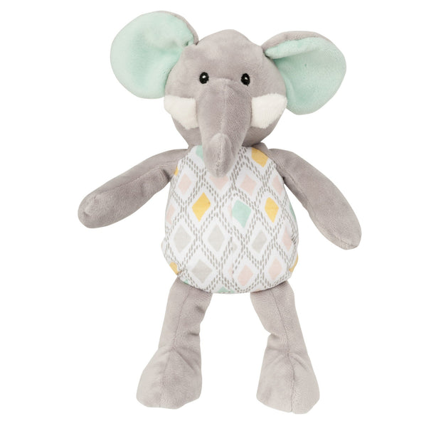 Evie Elephant Rattle (pack of 6)