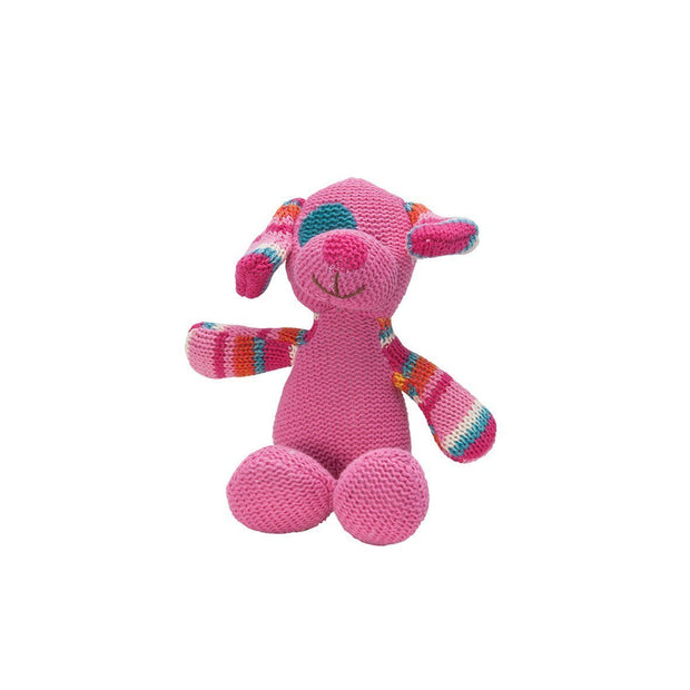 Knitwits Rattle Dog (Wholesale)